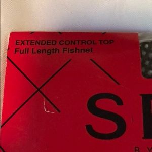 SPANX Accessories - Spanx fishnets brown size B NEW